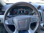White[Summit White] 2017 GMC Yukon SLT Steering Wheel and Dash Photo in Calgary AB