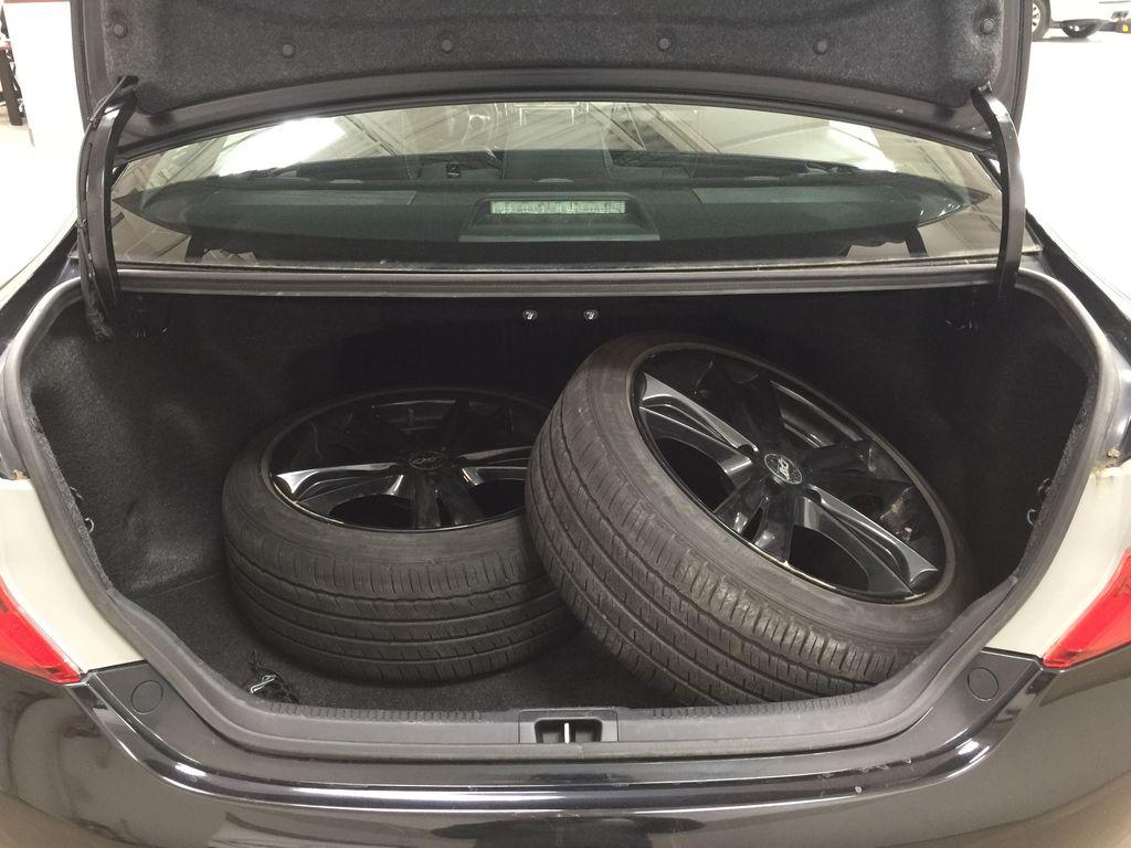 Black[Attitude Black Metallic] 2014 Toyota Camry SE V6 / LOW KMS Cargo Area/Rear Seats Photo in Sherwood Park AB