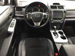 Black[Attitude Black Metallic] 2014 Toyota Camry SE V6 / LOW KMS Left Front Seat Photo in Sherwood Park AB
