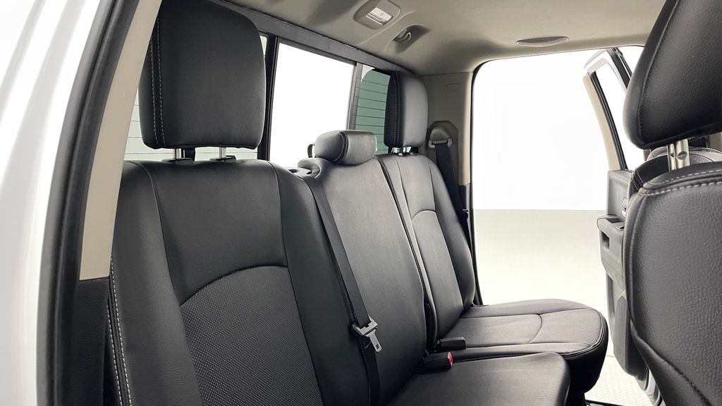 White[Bright White] 2015 Ram 1500 Sport 4WD - Lifted, NAV, Leather, Sunroof Right Side Rear Seat  Photo in Winnipeg MB