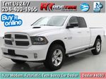 White[Bright White] 2015 Ram 1500 Sport 4WD - Lifted, NAV, Leather, Sunroof Primary Photo in Winnipeg MB