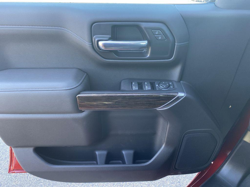 Red[Cayenne Red Tintcoat] 2021 GMC Sierra 1500 Left Front Interior Door Panel Photo in Edmonton AB