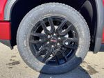 Red[Cayenne Red Tintcoat] 2021 GMC Sierra 1500 Left Front Rim and Tire Photo in Edmonton AB