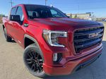 Red[Cayenne Red Tintcoat] 2021 GMC Sierra 1500 Right Front Corner Photo in Edmonton AB