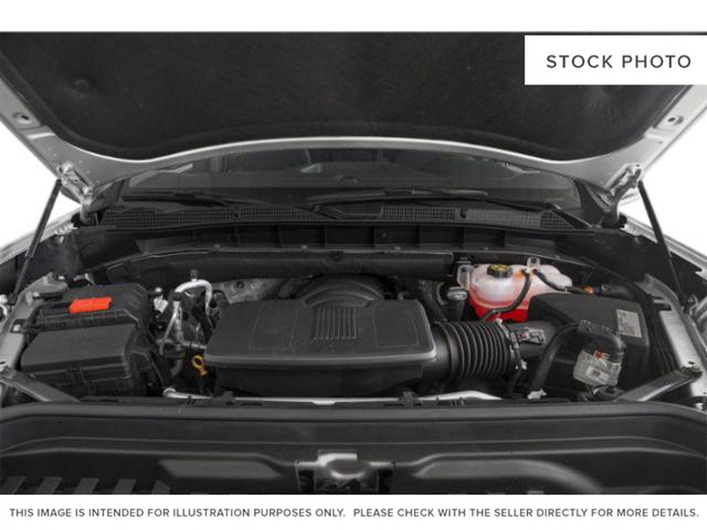 Gray[Satin Steel Metallic] 2021 GMC Sierra 1500 Engine Compartment Photo in Edmonton AB