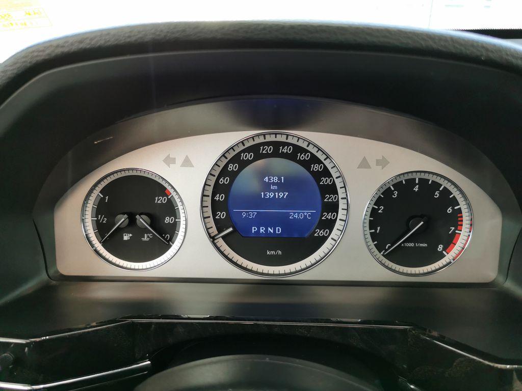 Silver[Palladium Silver Metallic] 2012 Mercedes-Benz GLK-Class Odometer Photo in Edmonton AB