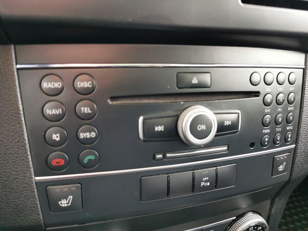 Silver[Palladium Silver Metallic] 2012 Mercedes-Benz GLK-Class Backup Camera Closeup Photo in Edmonton AB
