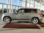 Silver[Palladium Silver Metallic] 2012 Mercedes-Benz GLK-Class Left Side Photo in Edmonton AB