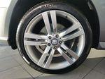 Silver[Palladium Silver Metallic] 2012 Mercedes-Benz GLK-Class Left Front Rim and Tire Photo in Edmonton AB