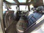Silver[Palladium Silver Metallic] 2012 Mercedes-Benz GLK-Class Left Side Rear Seat  Photo in Edmonton AB