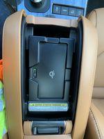 Brown[Opulent Amber] 2021 Toyota Highlander AWD Platinum Package DZRBHT BP Right Rear Interior Door Panel Photo in Brampton ON