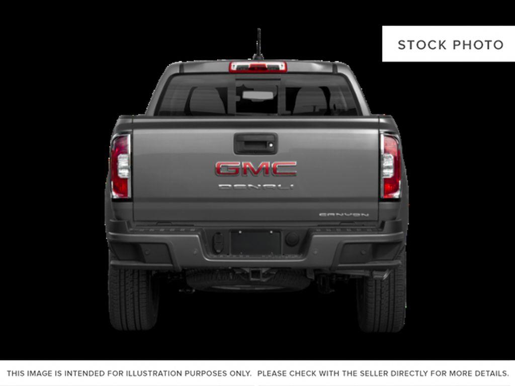 Satin Steel Metallic 2022 GMC Canyon Rear of Vehicle Photo in Oshawa ON