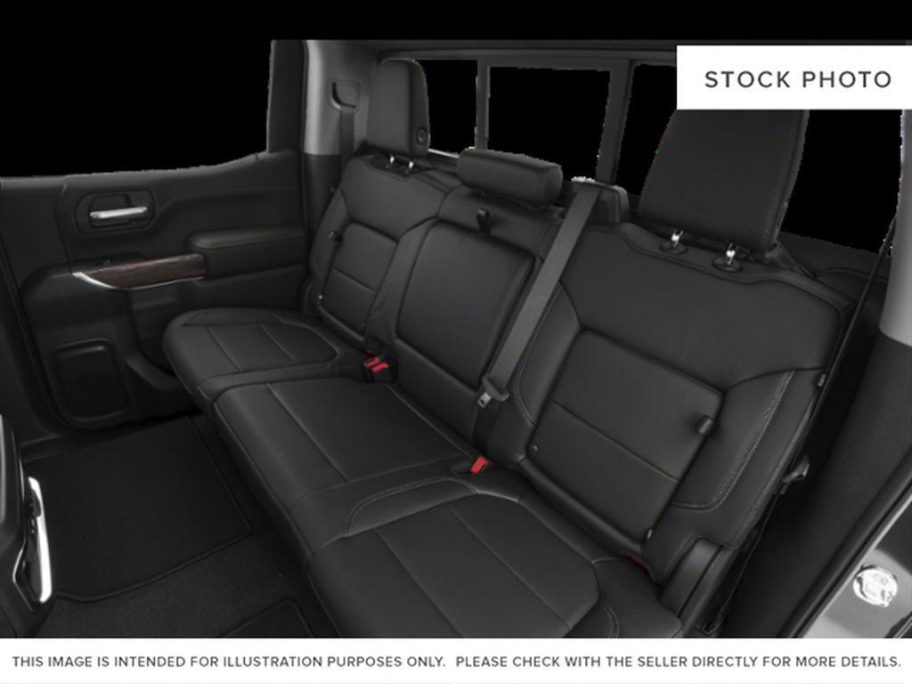 Dark Sky Metallic 2021 GMC Sierra 1500 Left Side Rear Seat  Photo in Oshawa ON