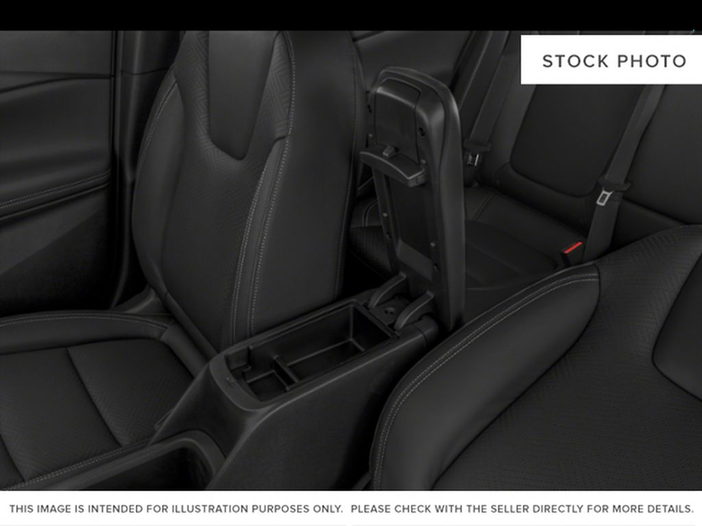 Black[Ebony Twilight Metallic] 2022 Buick Encore GX Center Console Photo in Medicine Hat AB