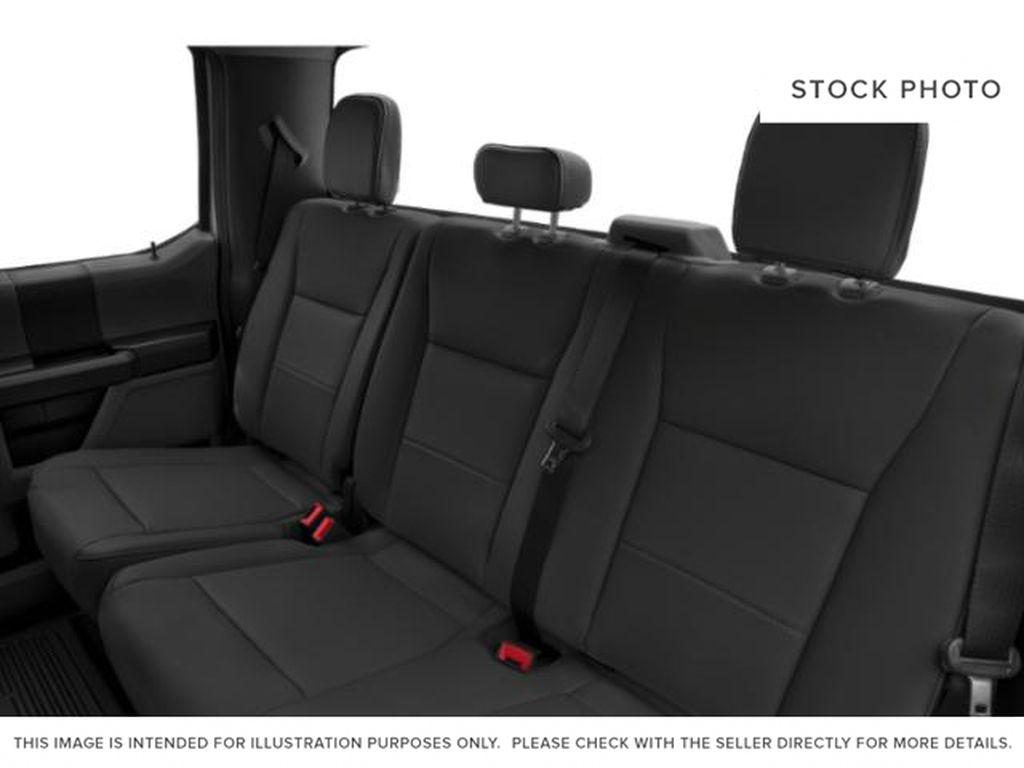 Black[Agate Black Metallic] 2020 Ford Super Duty F-350 SRW Left Side Rear Seat  Photo in Fort Macleod AB
