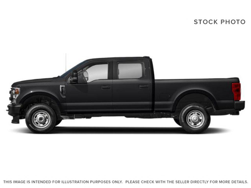 Black[Agate Black Metallic] 2020 Ford Super Duty F-350 SRW Left Side Photo in Fort Macleod AB