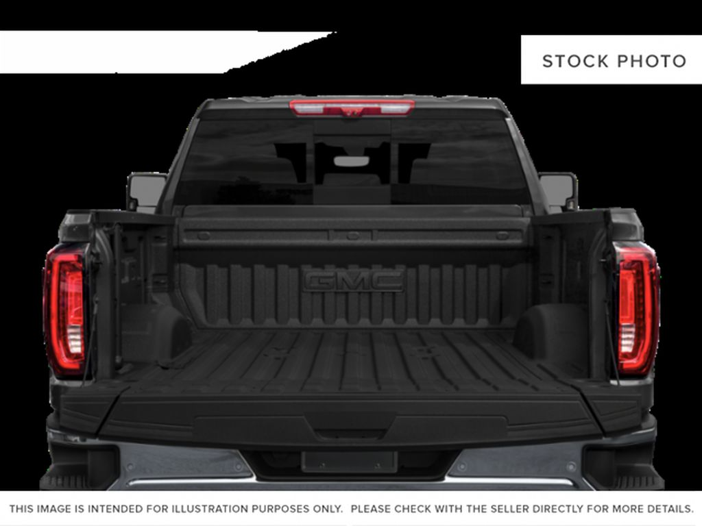 Red[Cardinal Red] 2021 GMC Sierra 3500HD Trunk / Cargo Area Photo in Fort Macleod AB
