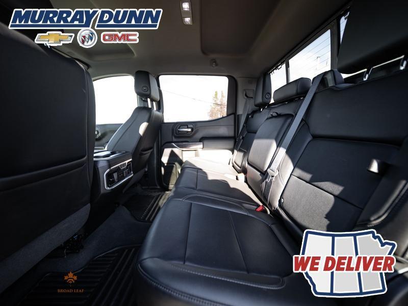 Black[Black] 2021 Chevrolet Silverado 1500 Left Rear Seat in Nipawin SK