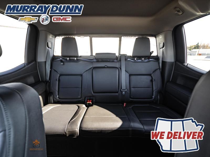 Black[Black] 2021 Chevrolet Silverado 1500 Rear Seat Centered in Nipawin SK