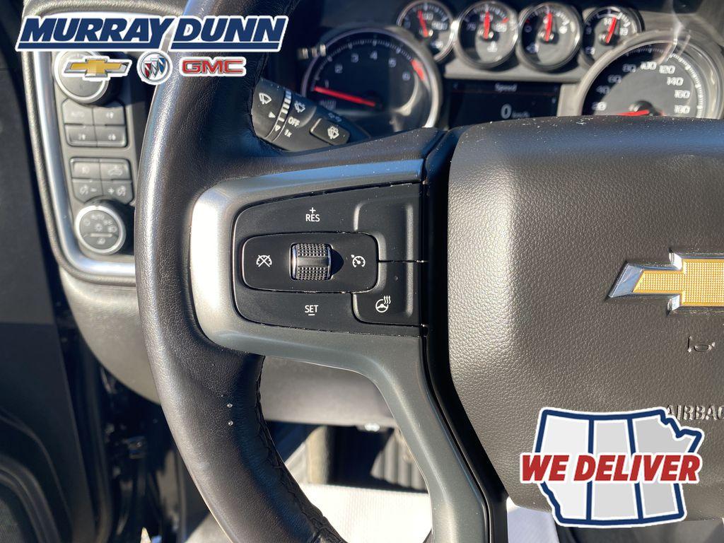Black[Black] 2021 Chevrolet Silverado 1500 Steering Wheel LS in Nipawin SK