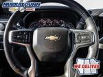 Black[Black] 2021 Chevrolet Silverado 1500 Steering Wheel Photo: Full View in Nipawin SK
