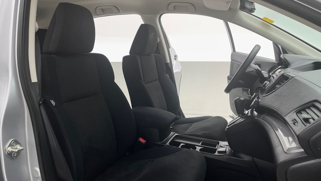 Silver[Alabaster Silver Metallic] 2015 Honda CR-V LX AWD - Backup Camera, Heated Seats Right Side Front Seat  Photo in Winnipeg MB