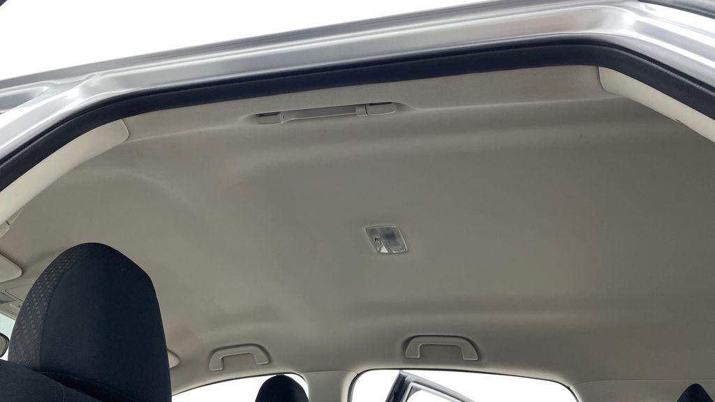 Silver[Alabaster Silver Metallic] 2015 Honda CR-V LX AWD - Backup Camera, Heated Seats Headliner / Equipment Photo in Winnipeg MB