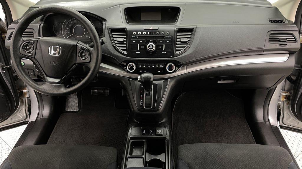 Silver[Alabaster Silver Metallic] 2015 Honda CR-V LX AWD - Backup Camera, Heated Seats Central Dash Options Photo in Winnipeg MB