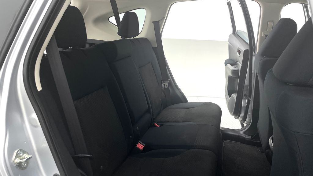 Silver[Alabaster Silver Metallic] 2015 Honda CR-V LX AWD - Backup Camera, Heated Seats Right Side Rear Seat  Photo in Winnipeg MB