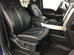 Blue 2020 Ford F-350 Crew Cab / PLATINUM / CREWCAB / 5TH WHEEL PREP PACK Right Side Front Seat  Photo in Sherwood Park AB