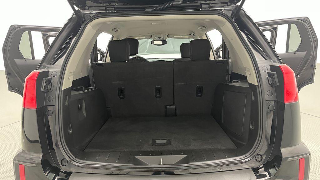 Black[Ebony Twilight Metallic] 2016 GMC Terrain SLE AWD - SUPER LOW KMS, Bluetooth, Backup Cam Trunk / Cargo Area Photo in Winnipeg MB