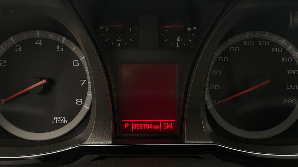 Black[Ebony Twilight Metallic] 2016 GMC Terrain SLE AWD - SUPER LOW KMS, Bluetooth, Backup Cam Odometer Photo in Winnipeg MB
