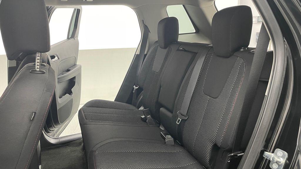 Black[Ebony Twilight Metallic] 2016 GMC Terrain SLE AWD - SUPER LOW KMS, Bluetooth, Backup Cam Left Side Rear Seat  Photo in Winnipeg MB