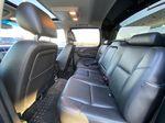 Black[Black] 2010 Chevrolet Avalanche LTZ Left Side Rear Seat  Photo in Calgary AB