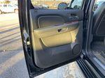 Black[Black] 2010 Chevrolet Avalanche LTZ Left Rear Interior Door Panel Photo in Calgary AB