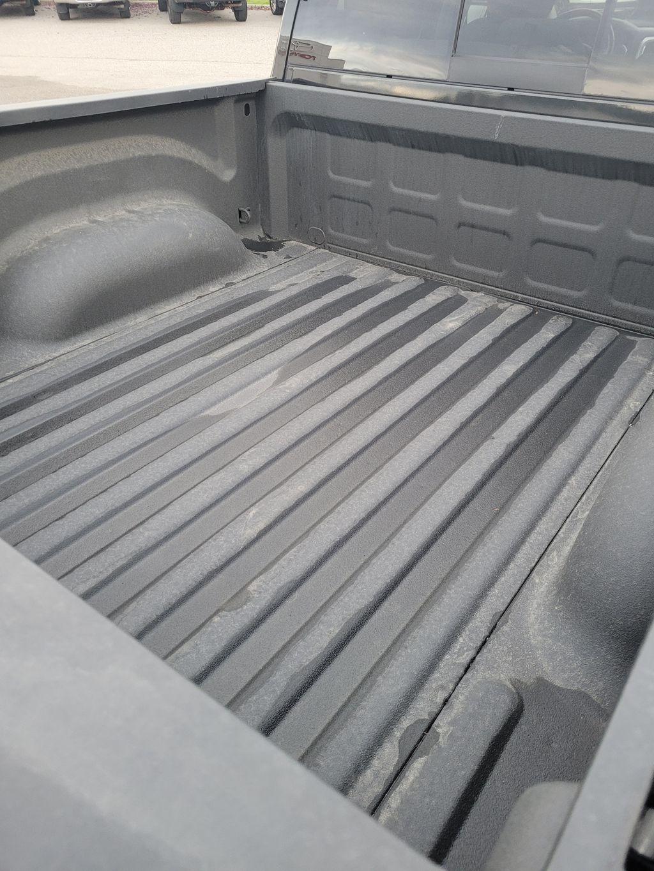 Black[Brilliant Black Crystal Pearl] 2018 Dodge Ram 1500 Bighorn 4WD Trunk / Cargo Area Photo in Kelowna BC