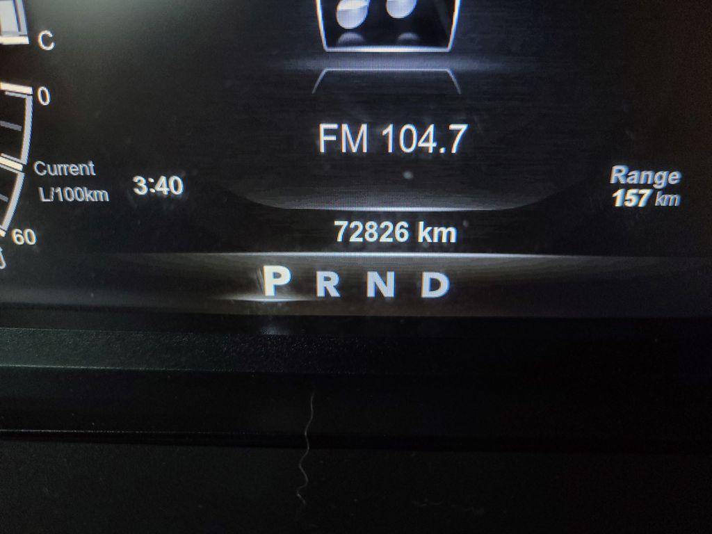 Black[Brilliant Black Crystal Pearl] 2018 Dodge Ram 1500 Bighorn 4WD Odometer Photo in Kelowna BC
