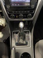 White[Pure White] 2017 Volkswagen Passat Left Side Rear Seat  Photo in Belleville ON