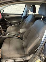 White[Pure White] 2017 Volkswagen Passat Left Front Interior Photo in Belleville ON