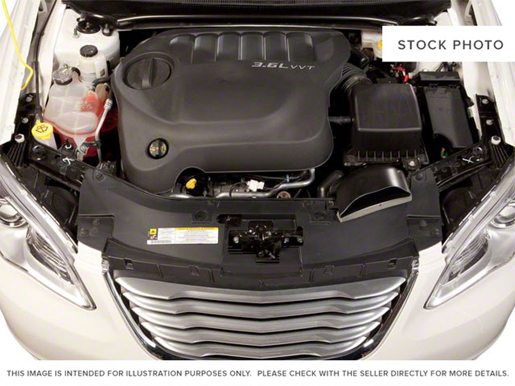 2011 Chrysler 200 Engine Compartment Photo in Medicine Hat AB