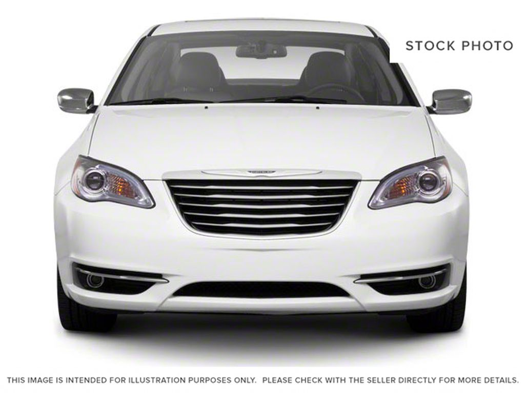 2011 Chrysler 200 Front Vehicle Photo in Medicine Hat AB