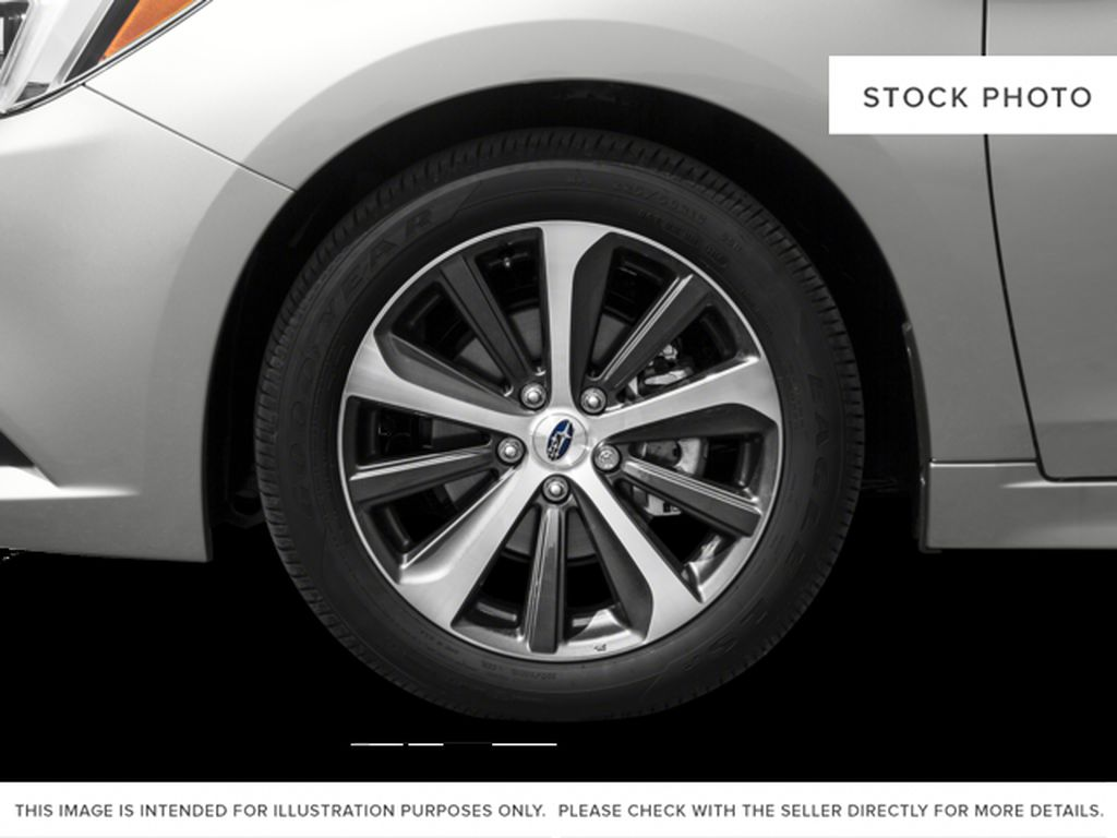 White[Crystal White Pearl] 2015 Subaru Legacy Left Front Rim and Tire Photo in Lethbridge AB
