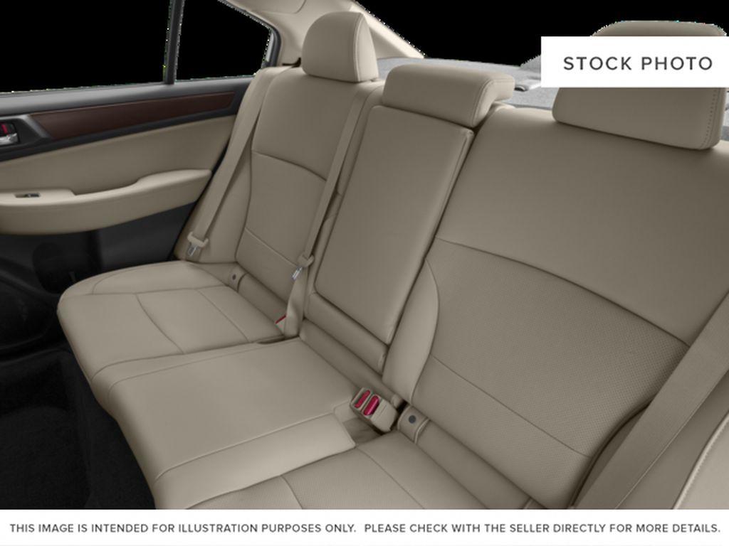 White[Crystal White Pearl] 2015 Subaru Legacy Left Side Rear Seat  Photo in Lethbridge AB