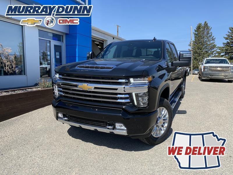 Black[Black] 2022 Chevrolet Silverado 2500HD