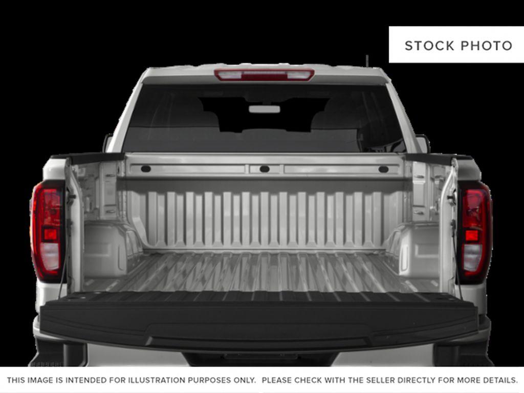 Silver[Quicksilver Metallic] 2021 GMC Sierra 1500 Trunk / Cargo Area Photo in Edmonton AB