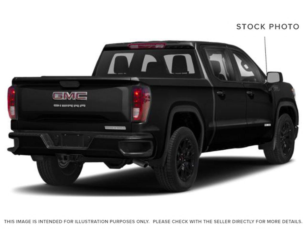 Black[Onyx Black] 2021 GMC Sierra 1500 Right Rear Corner Photo in Edmonton AB