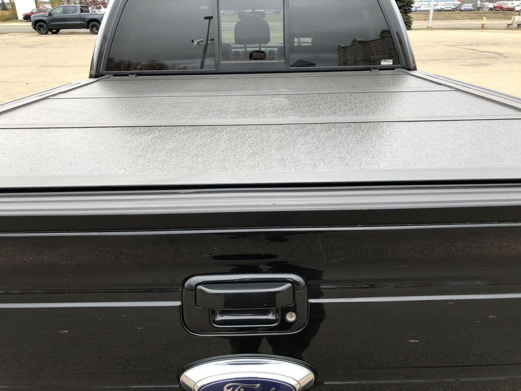 Black[Tuxedo Black Metallic] 2014 Ford F-150 Trunk / Cargo Area Photo in Edmonton AB