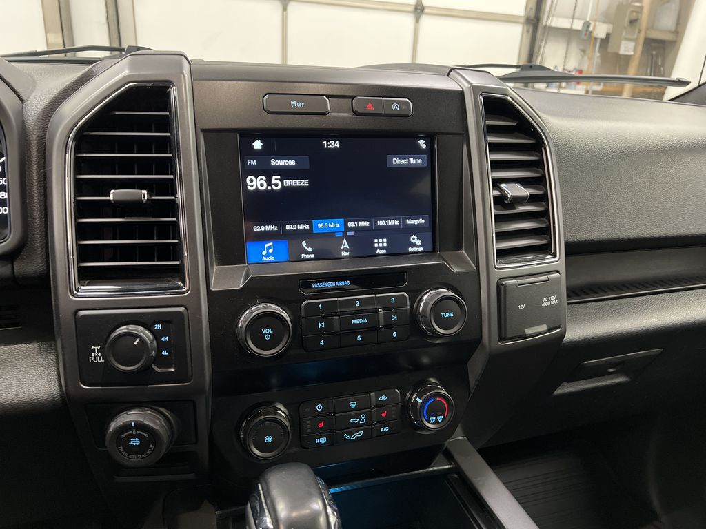 2019 Ford F-150 Central Dash Options Photo in Dartmouth NS
