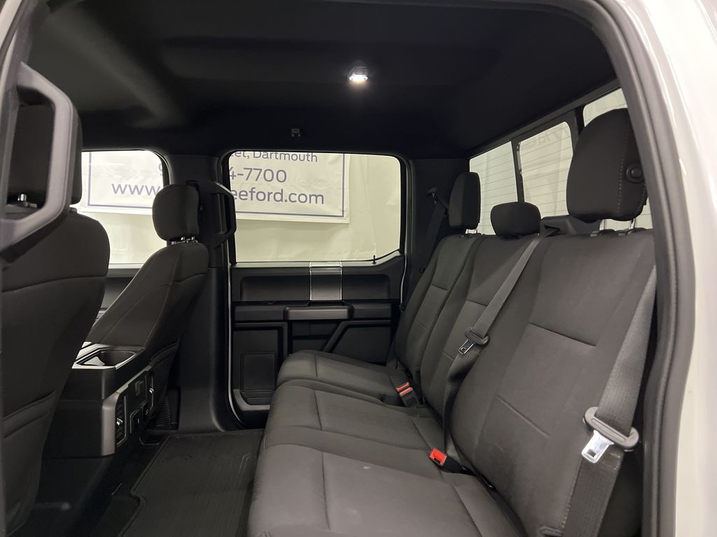 2019 Ford F-150 Left Side Rear Seat  Photo in Dartmouth NS