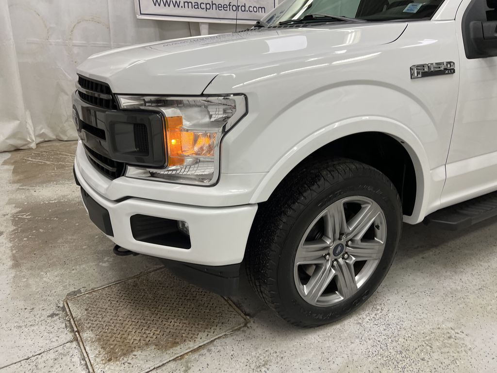 2019 Ford F-150 Left Front Corner Photo in Dartmouth NS